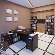Комплект офисной мебели Сокол Р К1 Венге фото