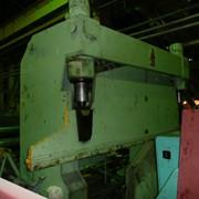 Листогиб гидравлический PELZ RYXA100/4250, ус.100т. фото