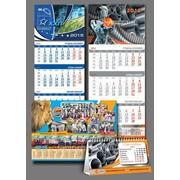 Календари под заказ фото