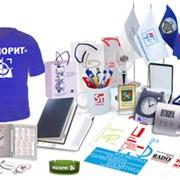 Нанесения логотипа на рекламные сувениры фото