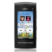 Телефон мобильный Nokia 5250 Dark Grey фото