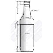 Бутылка Водочная 0,5 л фото