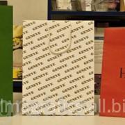 Пакет Алма Графикс Бумажный разноцветный фото