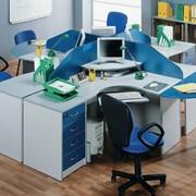 """Офисная мебель """"Альтернатива"""". Цвета разные. фото"""