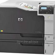 Принтер лазерный цветной HP D3L09A Color LaserJet Ent M750dn Printer фото