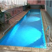 Искусственное течение бассейна фото