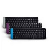 Клавиатура Logitech Wireless Keyboard K230 RUS фото