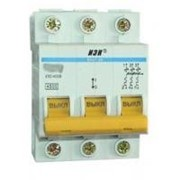 Автоматический выключатель ВА47-29 3Р 10А 4,5кА х-ка В ИЭК фото