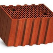 Блок керамический Porotherm 38 М-100 Wienerberger фото