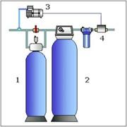 Очистка воды от железа с использованием фильтров серии КФ ·