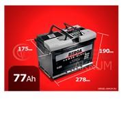 Батарея Berga Power-block 77Ah обратная полярность фото