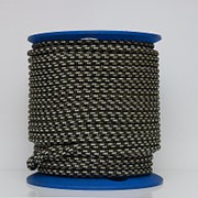 Шнур полипроп. плет. 10мм 24пр. серд. фото