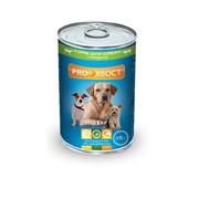 Корм консервированный для собак, говядина, 415 гр фото