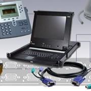 Поставка и настройка телекоммуникационного оборудования фото