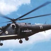 Ми-24В/Ми-35, Ми-24П/ Ми-35П транспортно-боевой вертолет фото