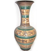 Гончарная ваза 3037 фото