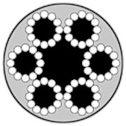 Канат стальной для автомобилей Оцинкованный + П/Э КрымАЗСкомплект, Украина, Цена, Фото. фото
