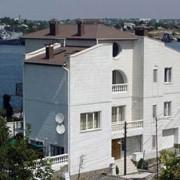 Строительство частных домов и коттеджей фото