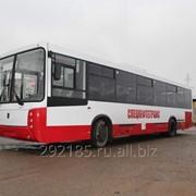 Пригородный автобус НЕФАЗ 5299-11-42 фото