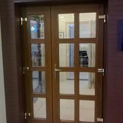Дверь входная. Профиль VEKA фото