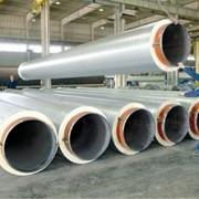 Теплогидроизолированные газонефтепроводные трубы фото