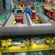 Стол для сборки магнитопроводов трансформаторов модель НТ3 Min/Max фото