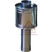 Теплообменник для печи, 10 (на трубу D 105 мм) фото
