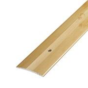 ЛУКА Порог стыкоперекрывающий ПС 03-1800-081 сосна (1,8м) 37мм фото