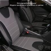 Чехлы Ford Mondeo 07 Titanium черный эко-кожа Оригинал фото