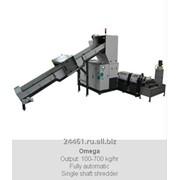 Экструзионные грануляторы для вторичной переработки полимерных отходов Omega фото