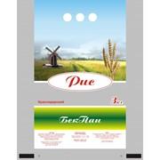 Полиэтиленовые пакеты с логотипом прозрачные фото