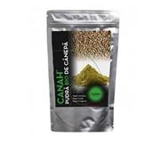 Протеиновый порошок из семян конопли органически сертифицирован фото