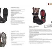 Обувь для охотников, рыбаков, туристов фото