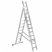 Лестница трехсекционная 3*12 Redverg фото