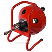Ручная прочистная машина Модель К-3 (спираль 10мм х 23м, 1 прочистная насадка) Gerat фото