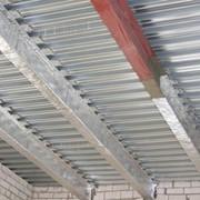 БИЗОН-Металл огнезащита металлических конструкций фото