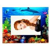 Фоторамка Сима 10*15 стекло Подводный мир фото