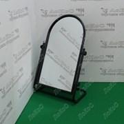 Зеркало для обуви напольное, 39,5W*20D*64H, рама черная, CO020 фото