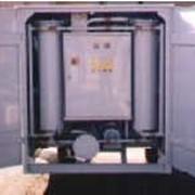 Установка маслоочистительная цеолитовая МЦУ-7. фото