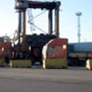 Растарка и перетарка контейнеров фото
