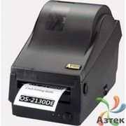 Принтер этикеток Argox OS-2130DE-SB термо 203 dpi, Ethernet, USB, RS-232, отрезчик, блок питания, кабель, 34560 фото