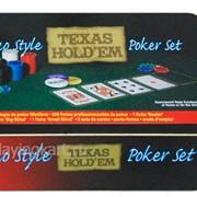Покерный набор на 200 фишек с номинала ГД3 фото