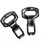 Заглушки пласт. для ремней безопасности (Черные) фото