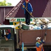 Вывоз бытовых отходов фото