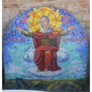 Мозаичные иконы фото