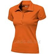 Рубашка поло Striker женская фото