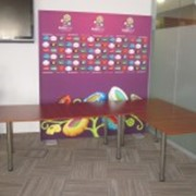 Прокат стола банкетного большого 180*90 см фото