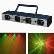 Оборудование и ПО для лазерного шоу LaserShow Designer фото