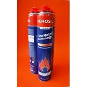 Огнестойкая монтажная пена Penosil Premium Fire Rated Foam фото