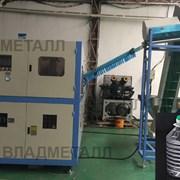 Автомат выдува ПЭТ бутылок объёмом 5-10 литров мат